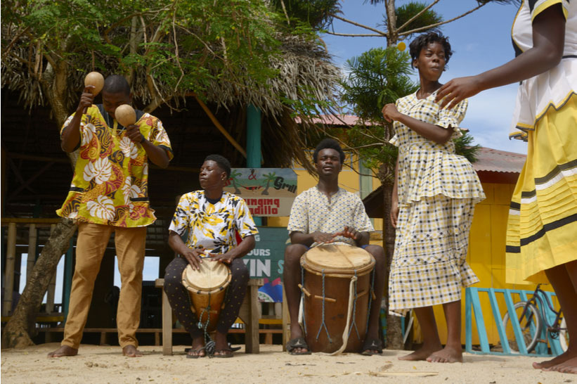 Central American Cultures: Garifuna (Belize)