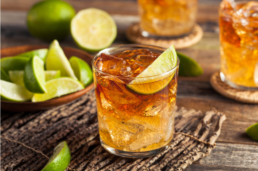 Common Commodities of Central America: Rum
