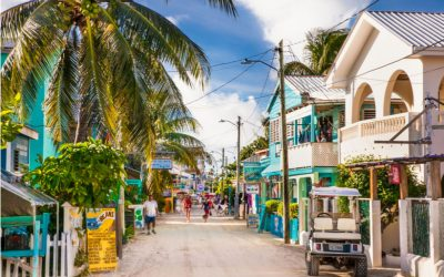 A Quick History of Belize